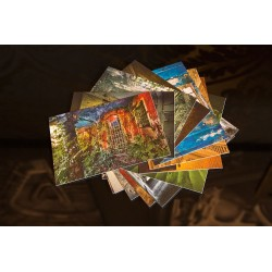 Set of 14 postcards, Tales...